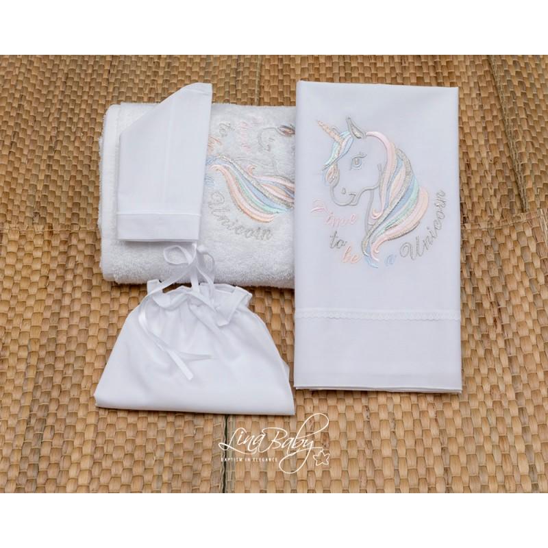 Ladopana for girl - Little Unicorn
