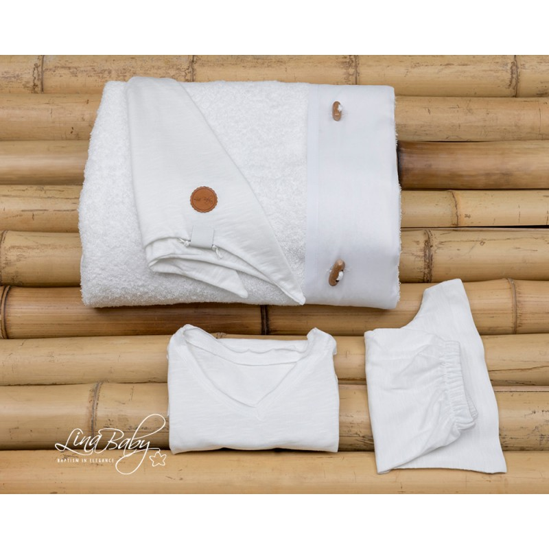 Ladopana for boy- Cotton Pouch