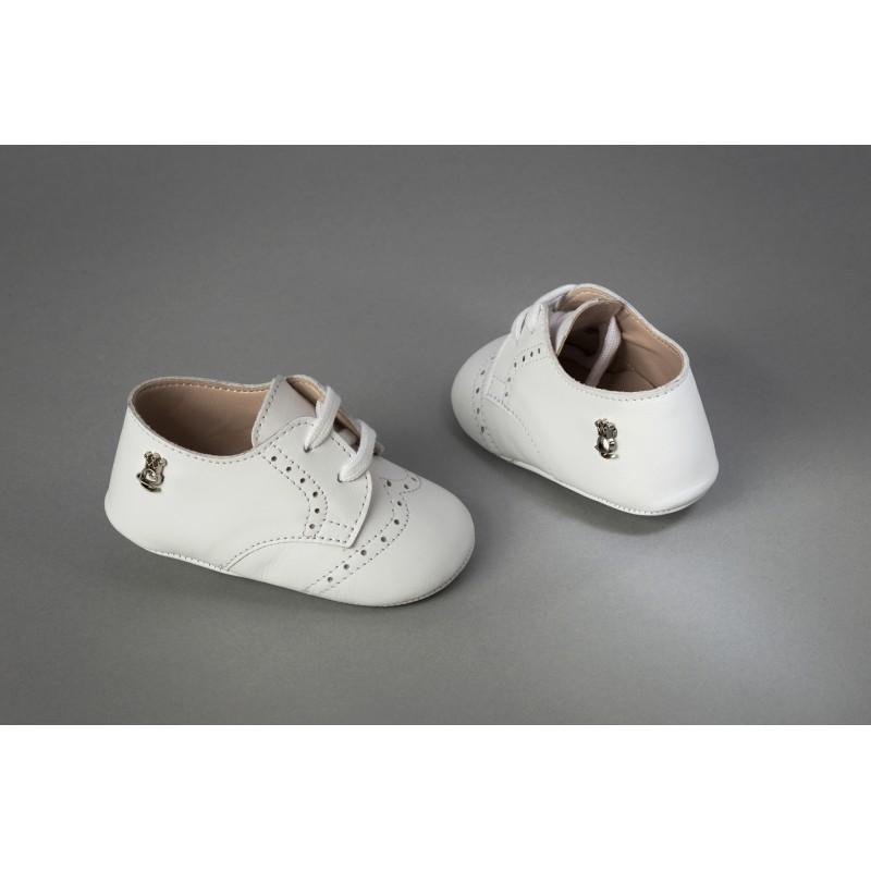 Christening Shoe for Boy - Handmade
