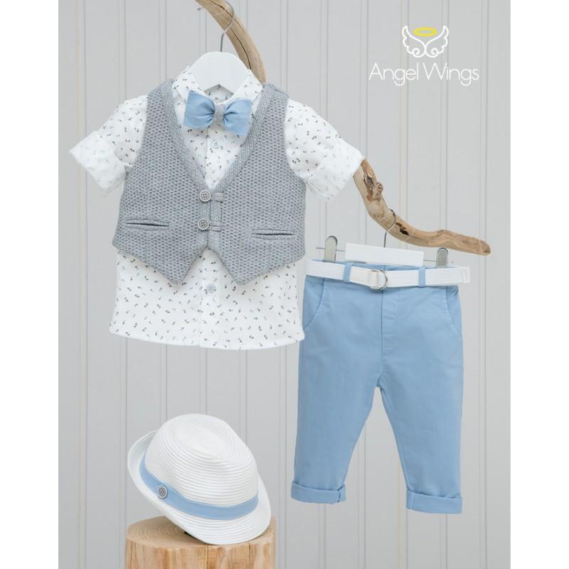 Baptism Clothes for Boy - Kevin