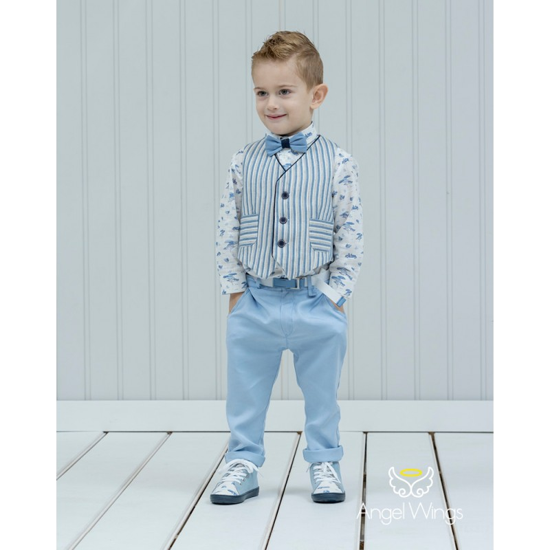 Baptism Clothes for Boy - George
