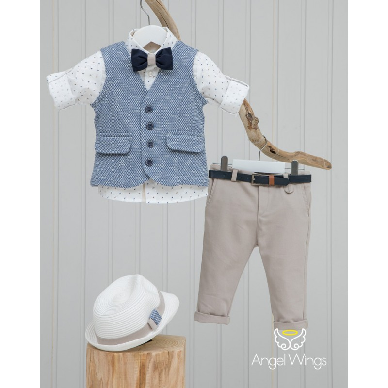 Baptism Clothes for Boy - Henry