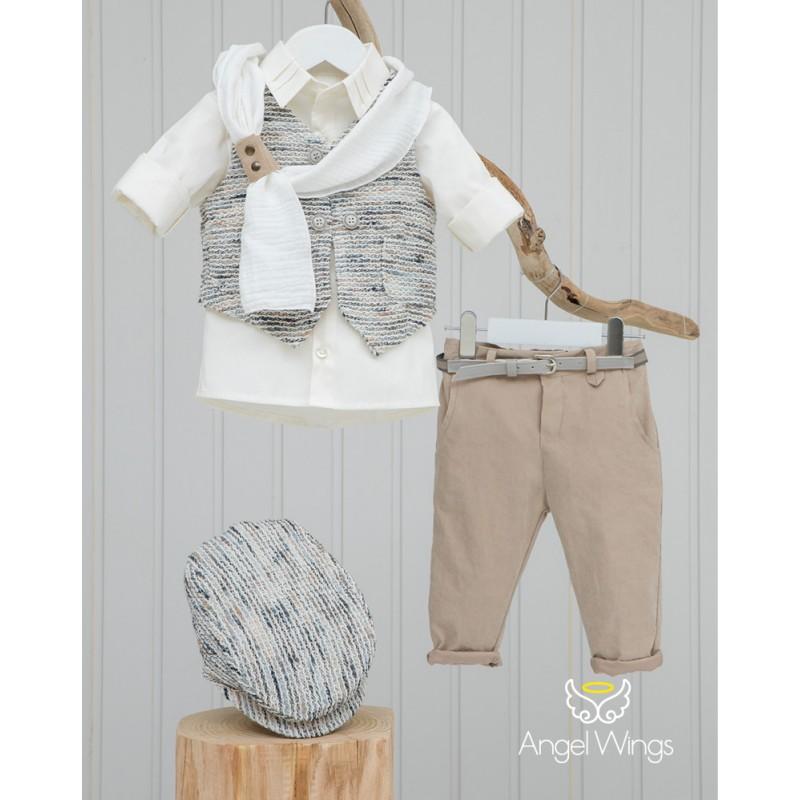 Baptism Clothes for Boy - Jacob
