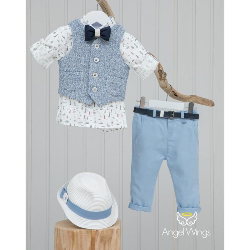 Baptism Clothes for Boy - Chris