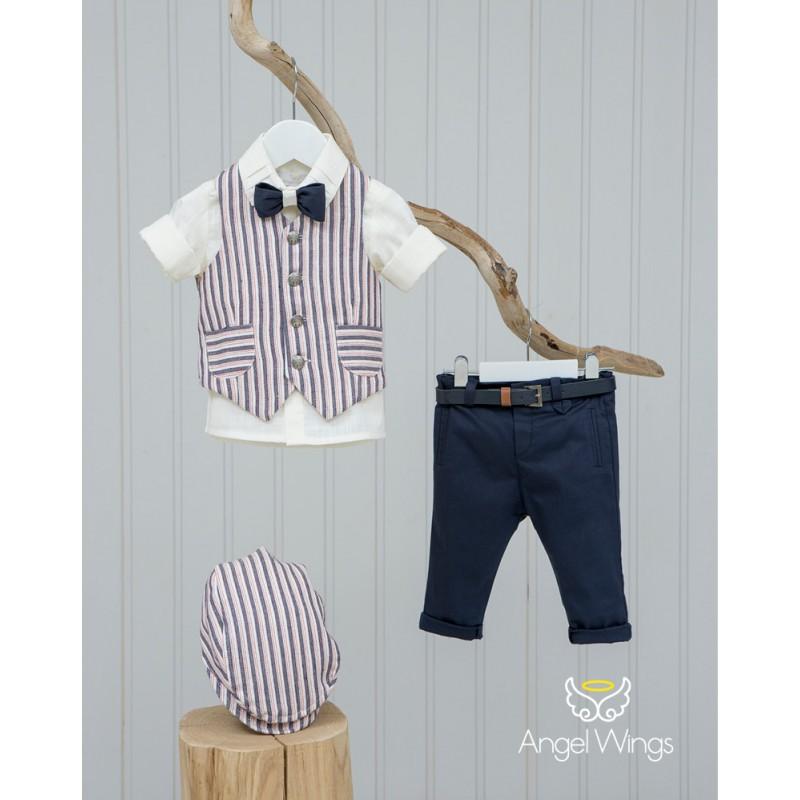 Baptism Clothes for Boy - Michael