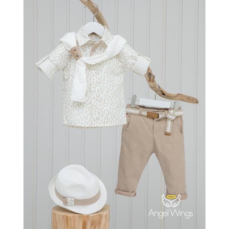 Baptism Clothes for Boy - Jason