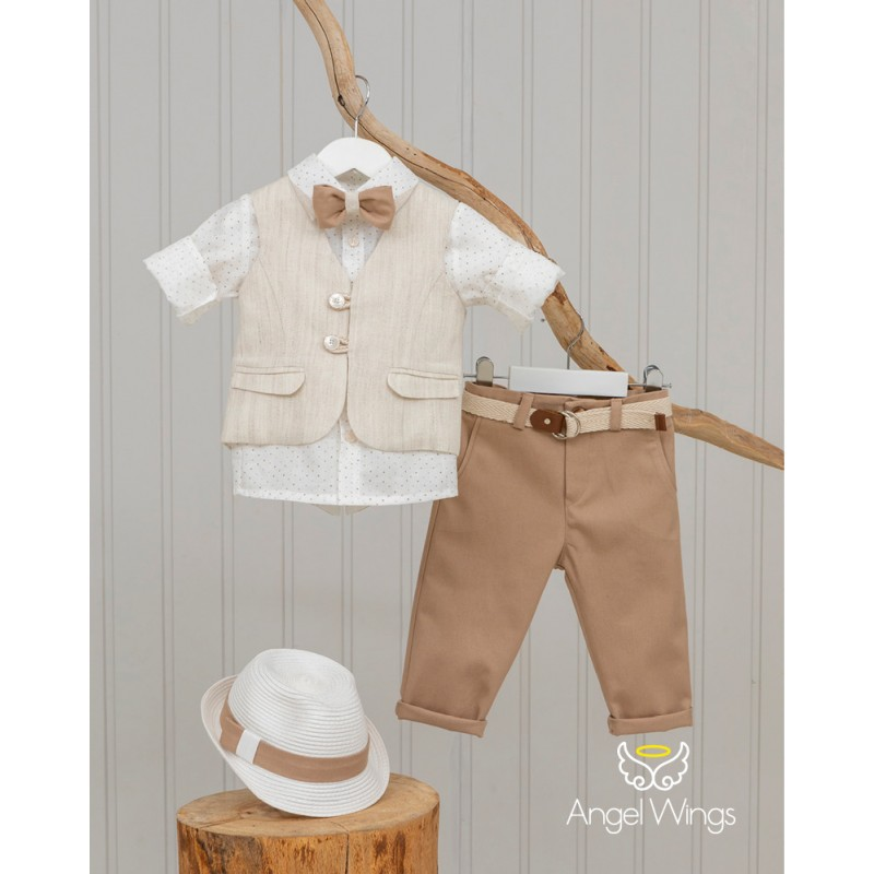 Baptism Clothes for Boy -  Jarvis