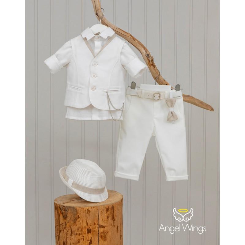 Baptism Clothes for Boy - Leonard