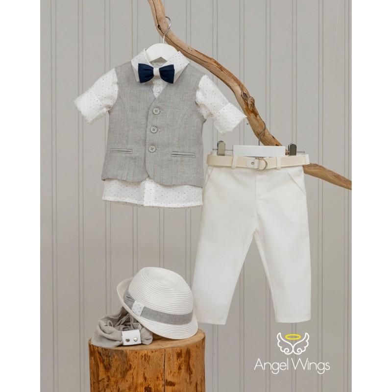 Baptism Clothes for Boy - Eliot