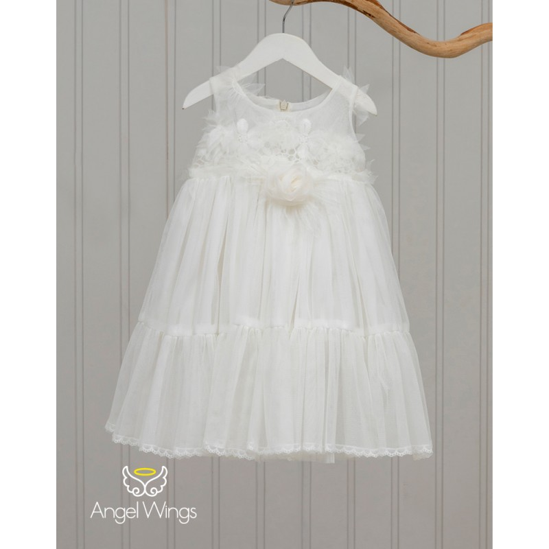 Baptism Clothes for Girl - Nymph
