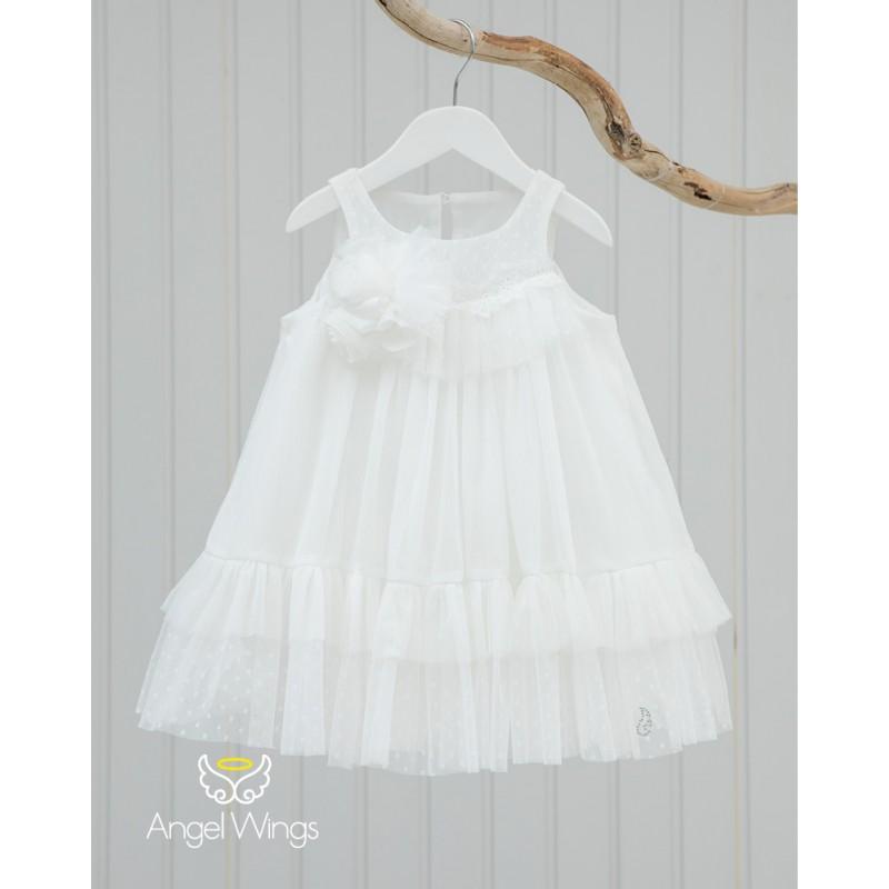 Baptism Clothes for Girl - Dahlia