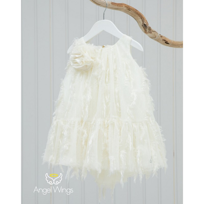 Baptism Clothes for Girl - Delphine