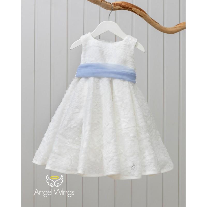 Baptism Clothes for Girl - Kelly Lavender