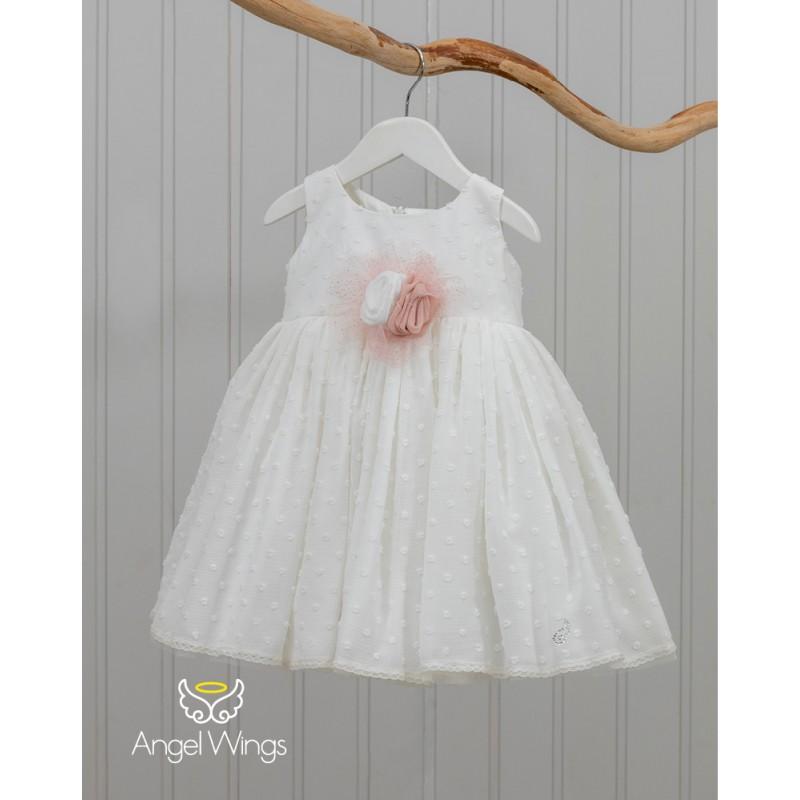 Baptism Clothes for Girl -  Ginger
