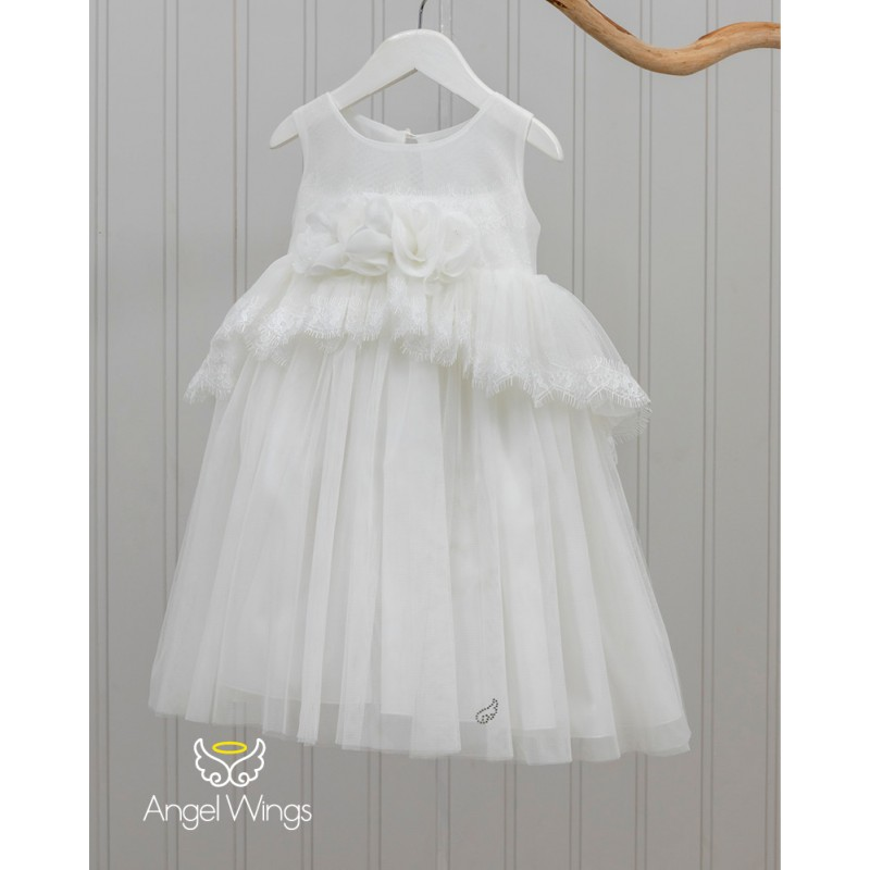 Baptism Clothes for Girl -  Cecilia