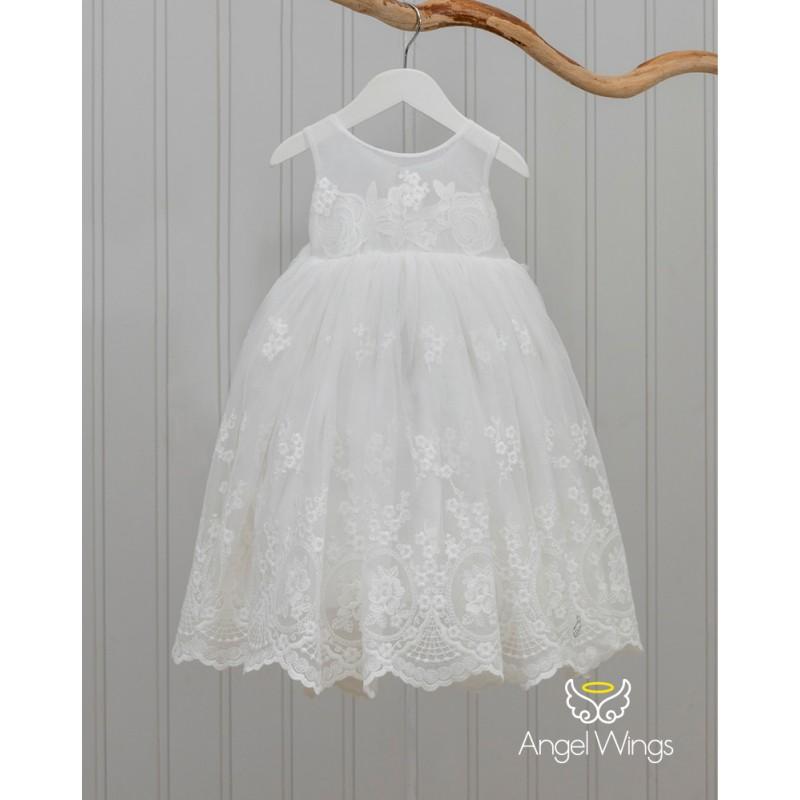 Baptism Clothes for Girl -  Emma
