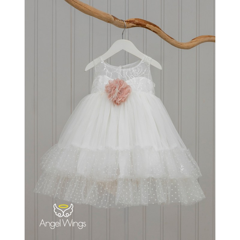 Baptism Clothes for Girl -  Vicky