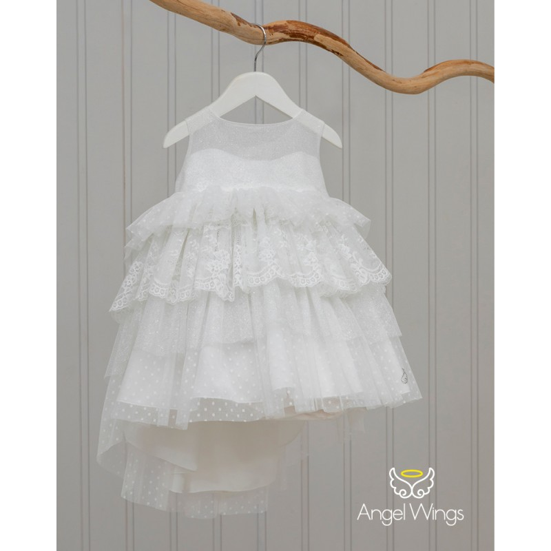 Baptism Clothes for Girl -  Barbie