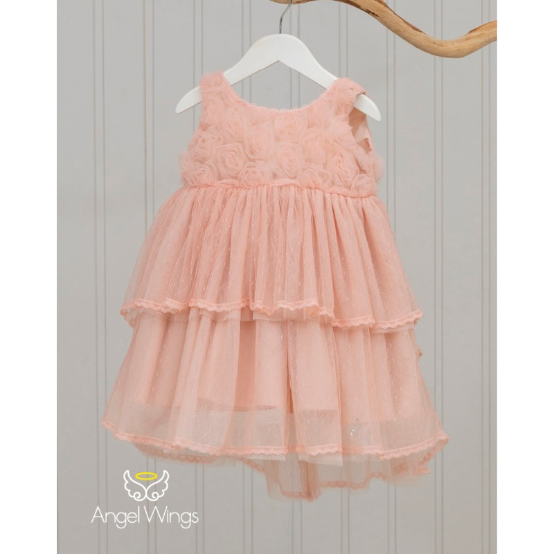 Baptism Clothes for Girl -  Rosa